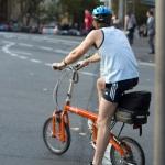 Portable biker