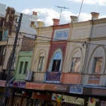 Enmore Road shopfronts
